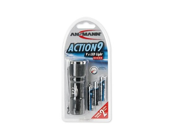 Ansmann Latarka Action 9 LED