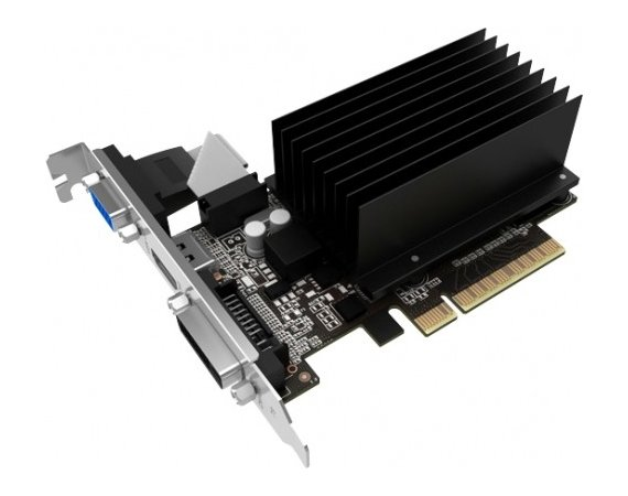 Palit GeForce GT730 2GB DDR3 PCI-E 64Bit DVI/HDMI/DSub BOX