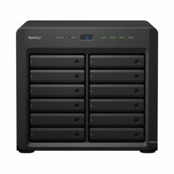 Synology DS3617xs 12x0HDD Xeon 4x2.7Ghz 16GB