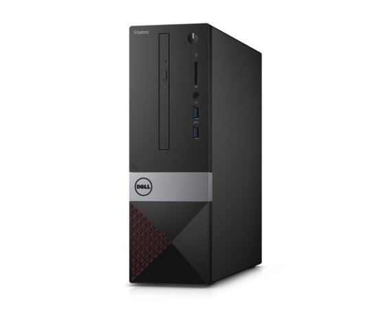 Dell Vostro 3268SFF Win10Pro i7-7700/1TB/8GB/DVDRW/Intel HD/KB216/MS116/3Y NBD