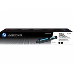 HP Inc. Toner 103AD Neverstop Reload Kit 2-pak W1103AD