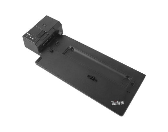 Lenovo Stacja dokująca ThinkPad Pro Docking Station (Europe/Korea) - 40AH0135EU (side dock)
