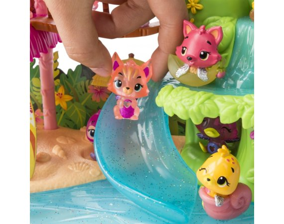 Figurki Hatchimals Tropikalne Party
