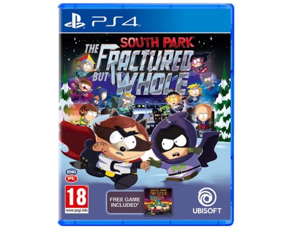 UbiSoft Gra PS4 South Park The Fractured But Whole