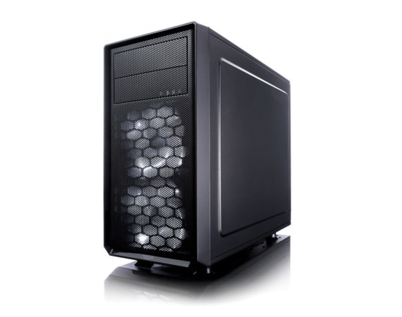 Fractal Design Focus G mini Black Window 3.5HDD/2.5'SDD uATX/ITX