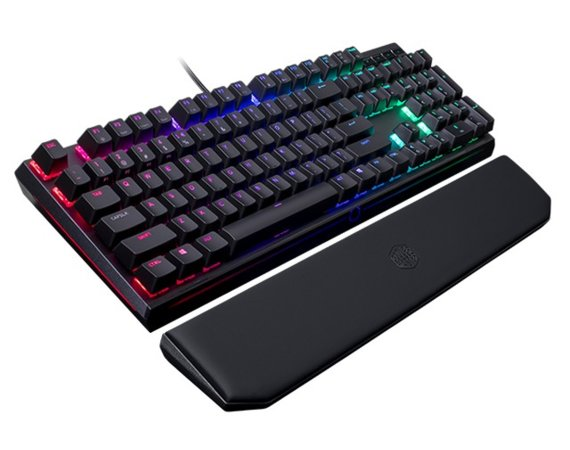 Cooler Master Klawiatura MasterKeys MK750 RGB (Cherry MX Brown Switch)