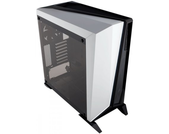 Corsair CARBIDE SERIES SPEC-OMEGA ATX                           Mid-Tower; WHITE-BLACK