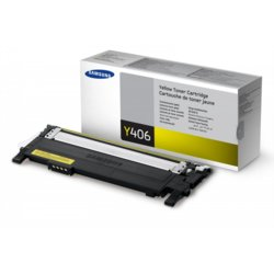 HP Inc. Samsung CLT-Y406S Yellow Toner