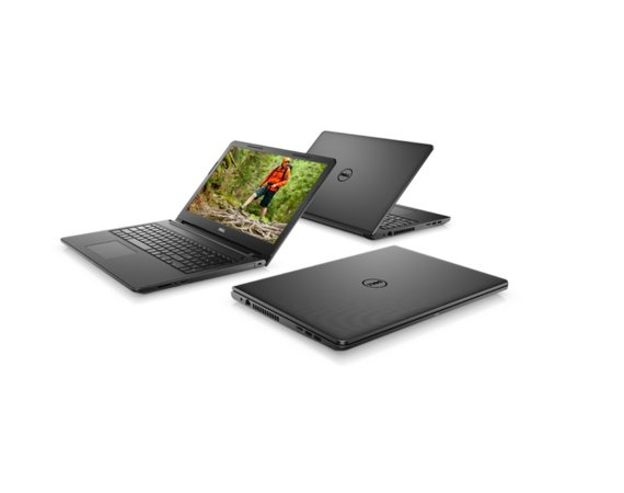 "Dell Inspiron 3567 Win10Home i3-6006U/128GB/4GB/DVDRW/Intel HD/15.6""HD/40WHR/Black/1Y CAR+1Y NBD"