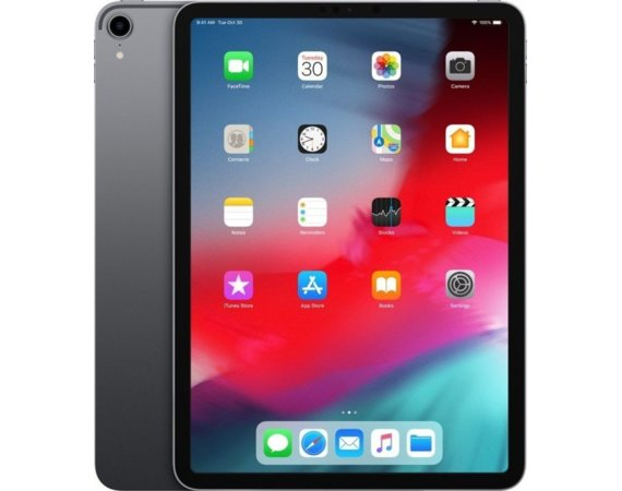 Apple iPad Pro 12.9 Wi-Fi 512 GB - Gwiezdna szarość