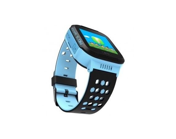 ART Watch Phone Go z lokalizatorem GPS niebieski