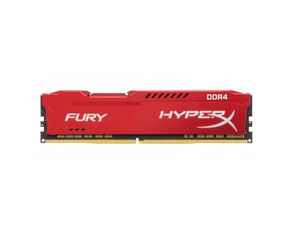 HyperX DDR4 Fury Red 8GB/2133 CL14