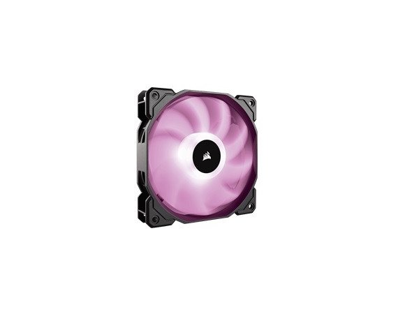 Corsair Fan SP120 LED RGB High Performance 120mm Three Pack     with Controller