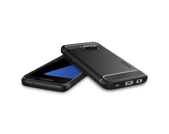 SPIGEN SGP  Rugged Armor Etui Galaxy S7