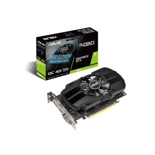 Asus Karta graficzna GeForce GTX 1650 PH OC 4G