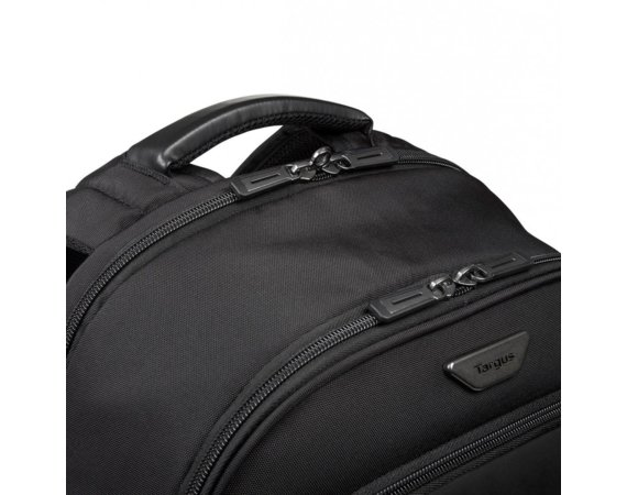 Targus Mobile VIP 12-15.6 Laptop BackPack Black