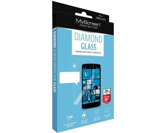 MyScreen Protector  Diamond Szkło do LG G6