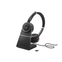 Jabra Evolve 75 UC Stereo + charging stand