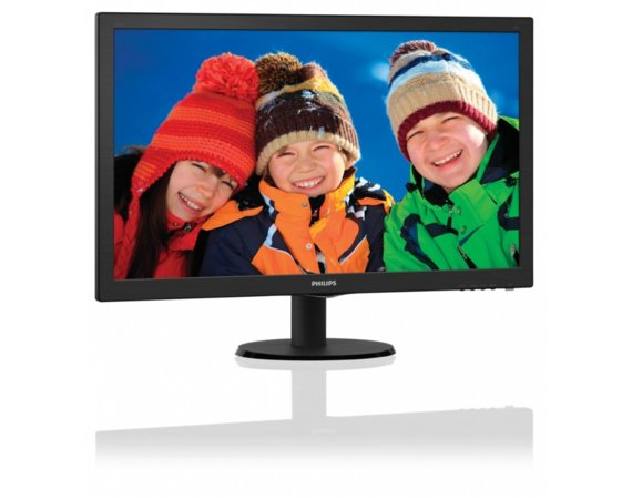 Philips Monitor 27 273V5LHSB LED HDMI Czarny