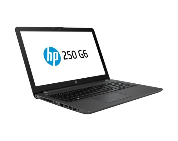 HP Inc. Laptop 250 G6 i5-7200U W10P 256/4GB/DVD/15,6 3QM06ES
