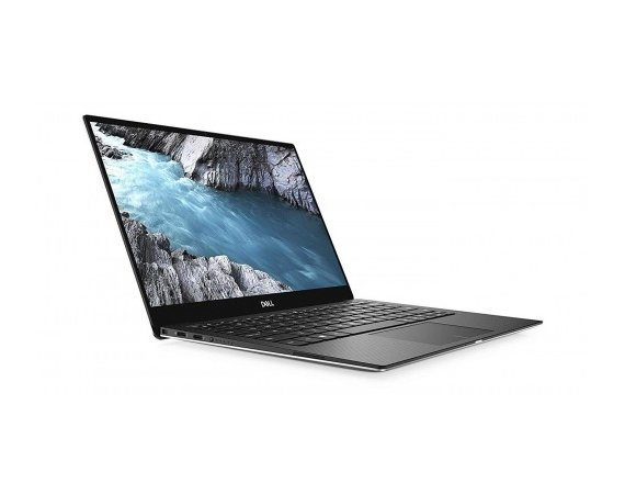 "Dell Dell XPS 13 9380 Win10P i7-8565U/512GB/16GB/Intel UHD 620/13.3""FHD/KB-Backlit/52WHR/52WHR/Silver/2Y NBD"
