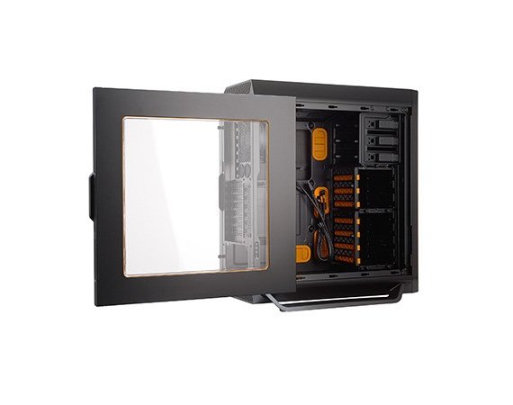 Be quiet! SILENT BASE 800 Orange Window BGW01