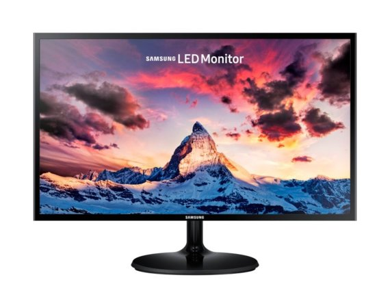 Samsung Monitor 24 S24F350FHUX