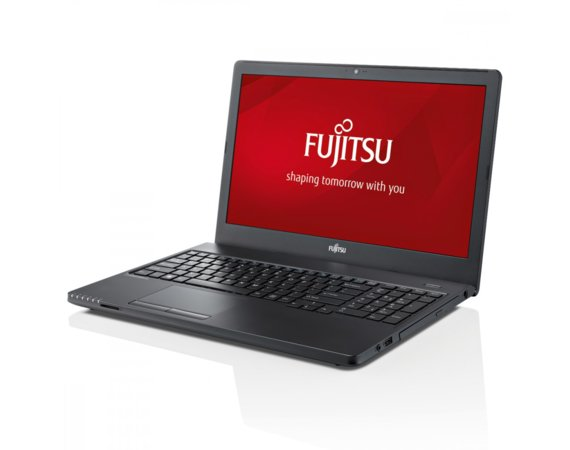 Fujitsu Notebook Lifebook A357/W10P 8GB/SSD256/DVD/i5-7200U