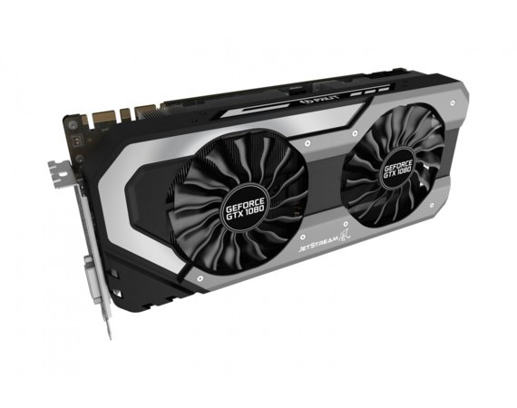 Palit GeForce GTX 1080 Super JetStream 8GB DDR5 256 BIT
