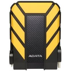 Adata DashDrive Durable HD710 2TB 2.5'' USB3.1 Żółty