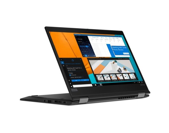 Lenovo Ultrabook ThinkPad X390 Yoga 20NN0036PB W10Pro i5-8265U/16GB/512GB/INT/LTE/13.3 FHD/Touch/Black/3YRS OS