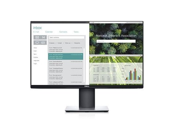 Dell Monitor 23,8 cala P2419HC IPS LED  Full HD (1920x1080) /16:9/HDMI/DP/USB-C/4xUSB/3Y PPG