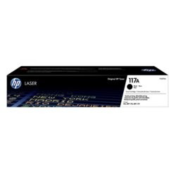 HP Inc. Toner 117A Black W2070A