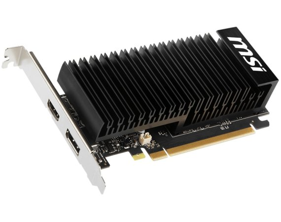 MSI GeForce GT 1030 2GB OC DDR4 64BIT HDMI/DP