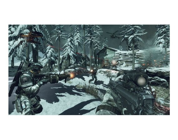 Activision Gra Xone Call of Duty Ghosts