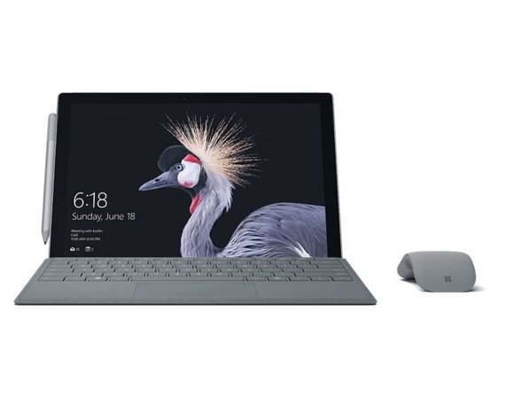 Microsoft Surface Pro LTE 256GB i5 8GB Commercial GWP-00004
