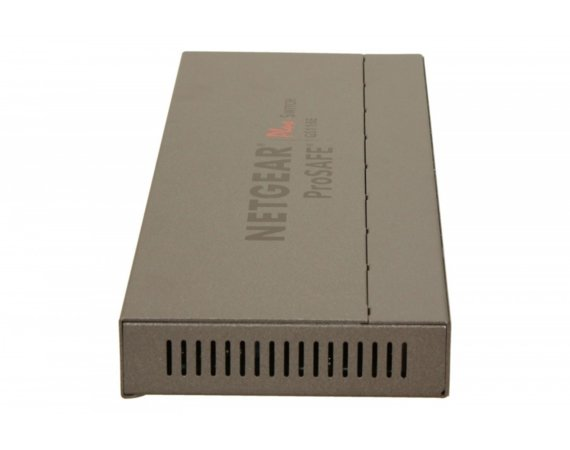 Netgear Switch Unmanaged Plus 16xGE - GS116E