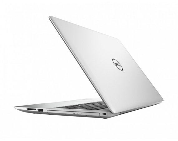 Dell Laptop Inspiron 15-5570229925SA i7-8550U/15.6 FHD TouchScreen/16GB/SSD 512GB/DVD/BT/BLKB/Win 10 Silver   Repack