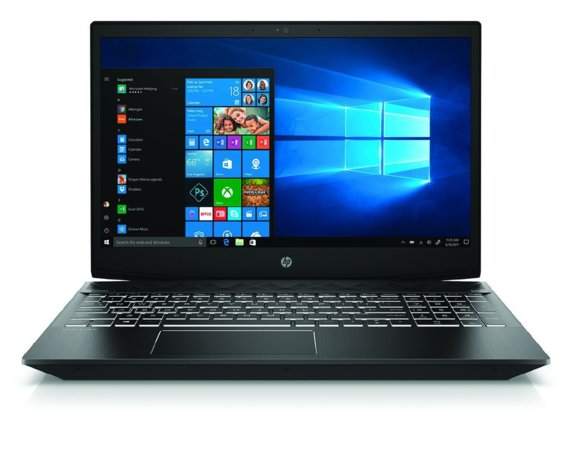 HP Inc. Notebook Pavilion Gaming 15-cx0000nw i5-8300H 256/8G/W10H/15,6 4UG25EA