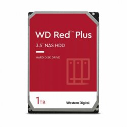 Western Digital Dysk WD Red Plus 2TB 3,5'CMR 128MB/5400RPM WD20EFZX