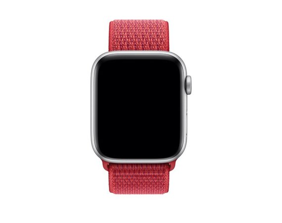 Apple Pasek z edycji (PRODUCT)RED do koperty 44 mm