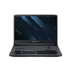 Acer Notebook Hlios 300 NH.Q53EP.005 WIN10Home i7-9750H/8GB+8GB/512GB SSD/1000GB HDD/GTX1660Ti 6GB/15.6 FHD