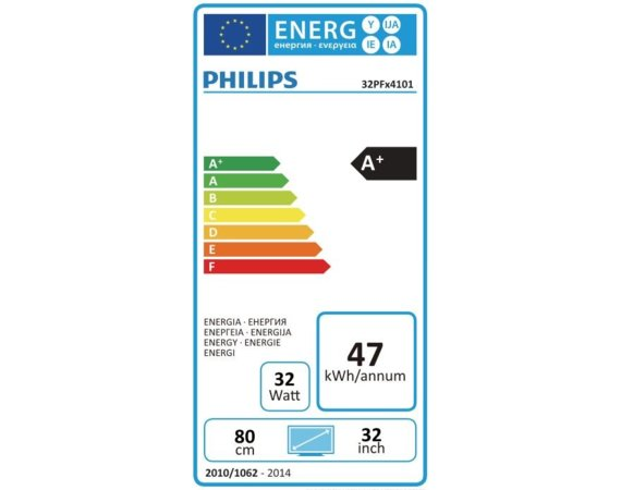 Philips 32'' LED         32PFH4101/88