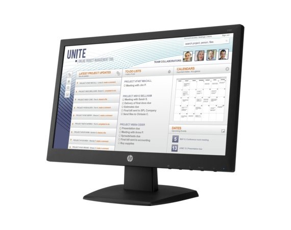 HP Inc. Monitor 18.5 V197 LED Backlit Monitor V5J61AA