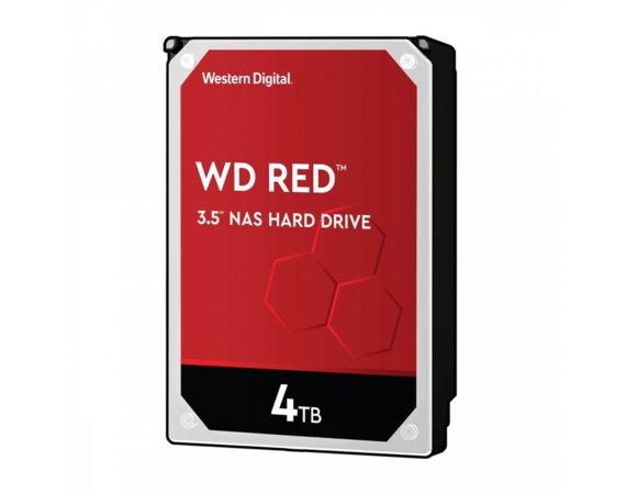 Western Digital Dysk WD Red 4TB 3,5 256MB SATA 5400rpm WD40EFAX