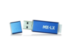 Mach Xtreme LX 128GB USB 3.0 220/140MB/s - Blue