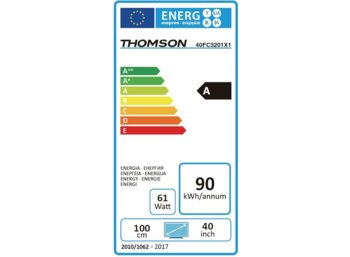 Thomson 40'' LED 40FC3201