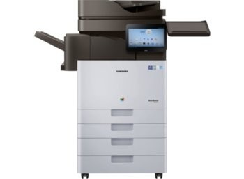 HP Inc. Samsung MultiXpress SL- X4300LX Color Laser Multifuncion Printer
