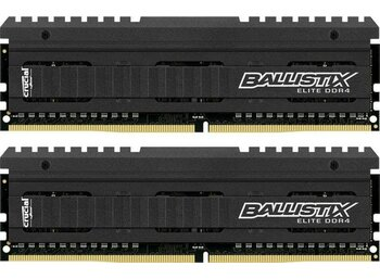 Ballistix DDR4 Elite 16GB(2*8GB)/3000 CL15 DR x8