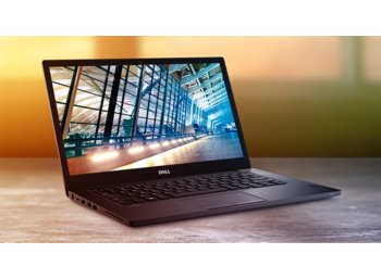 "Dell Latitude  7490 Win10Pro i5-8350U/256GB/8GB/Intel UHD 620/14.0""FHD/KB-Backlit/4-cell/3Y NBD"